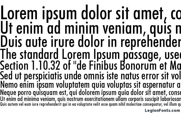 Futura Medium Condensed BT Font Download Free / LegionFonts
