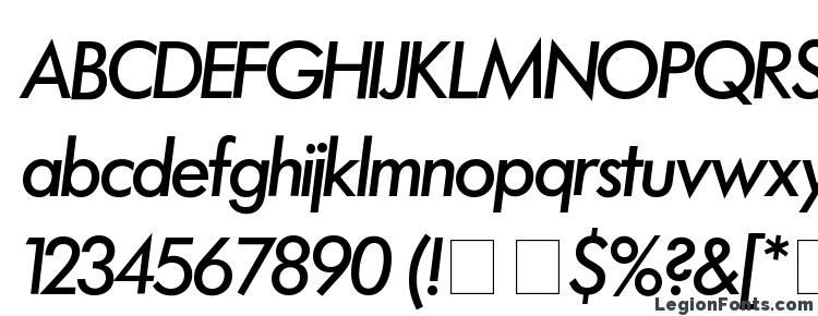 Futura Medium Italic Font Download Free / LegionFonts