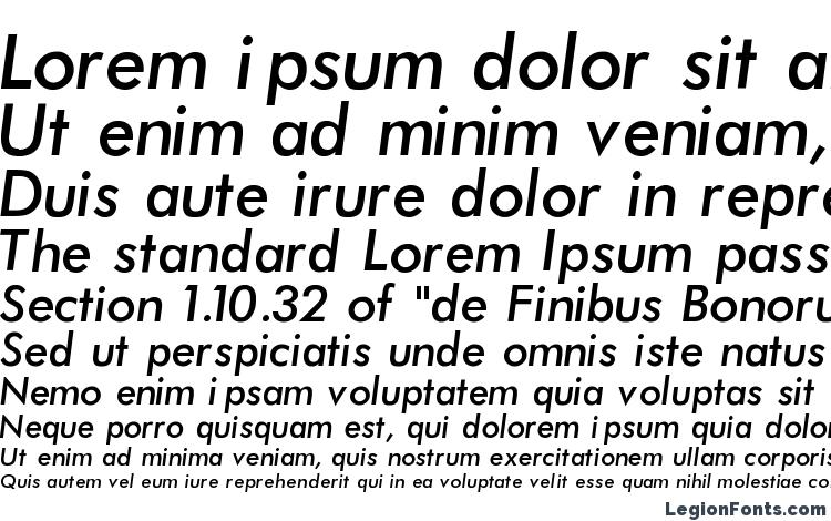 Futura Normal Italic Font Download Free / LegionFonts