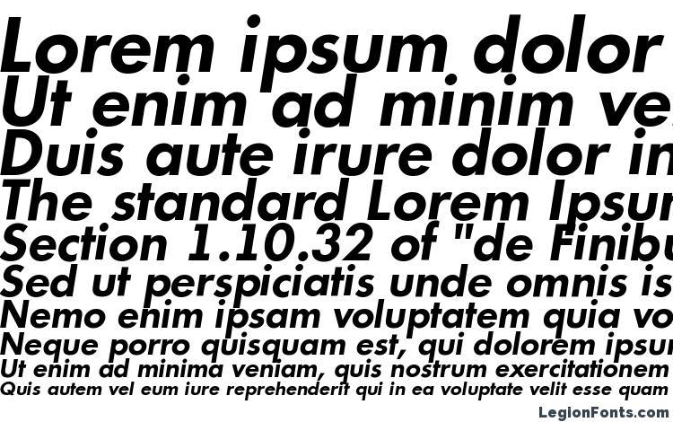 specimens Futuri 6 font, sample Futuri 6 font, an example of writing Futuri 6 font, review Futuri 6 font, preview Futuri 6 font, Futuri 6 font