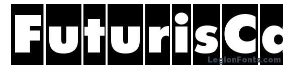 FuturisCameo Cyrillic Font