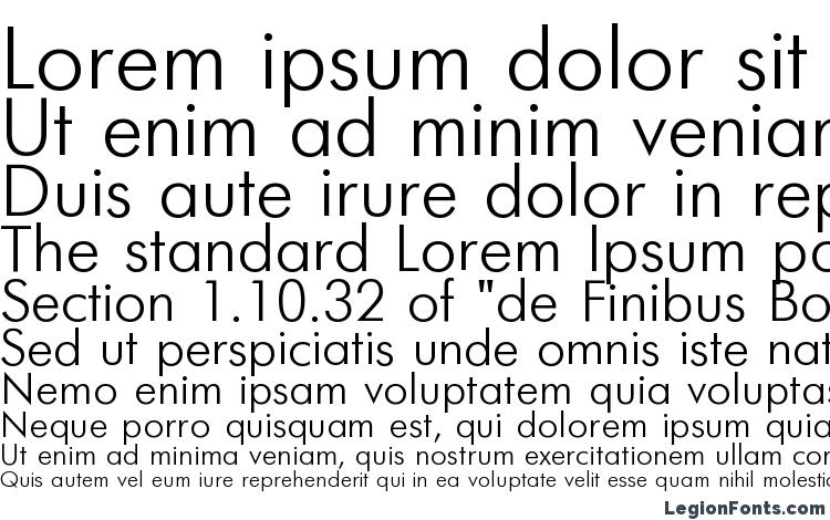 specimens FuturisCTT font, sample FuturisCTT font, an example of writing FuturisCTT font, review FuturisCTT font, preview FuturisCTT font, FuturisCTT font