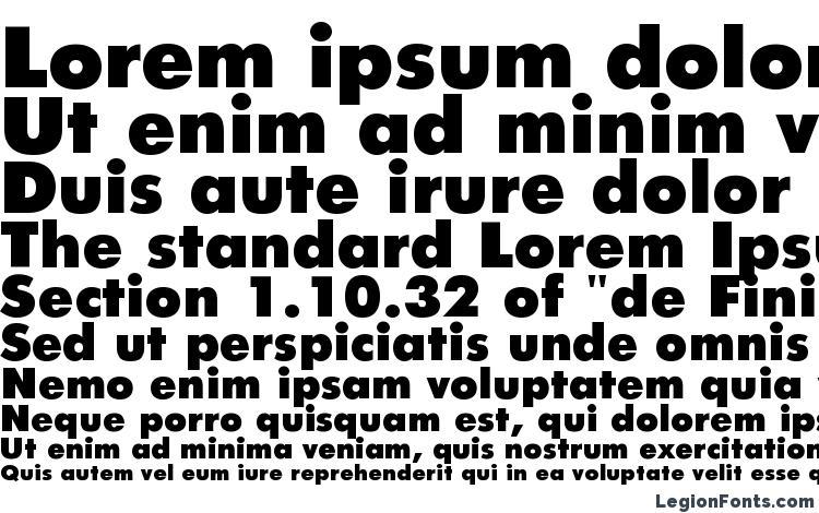 FuturisExtra Bold Cyrillic Font Download Free / LegionFonts