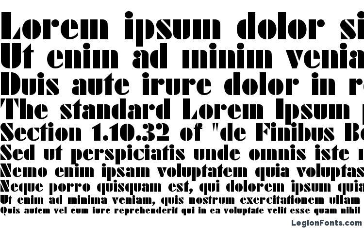 specimens FuturistBlack Regular font, sample FuturistBlack Regular font, an example of writing FuturistBlack Regular font, review FuturistBlack Regular font, preview FuturistBlack Regular font, FuturistBlack Regular font
