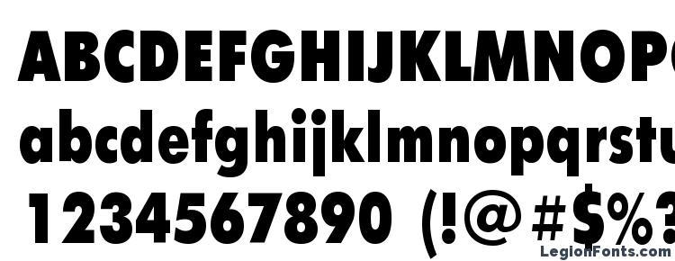 глифы шрифта FuturisXCondCTT Bold, символы шрифта FuturisXCondCTT Bold, символьная карта шрифта FuturisXCondCTT Bold, предварительный просмотр шрифта FuturisXCondCTT Bold, алфавит шрифта FuturisXCondCTT Bold, шрифт FuturisXCondCTT Bold