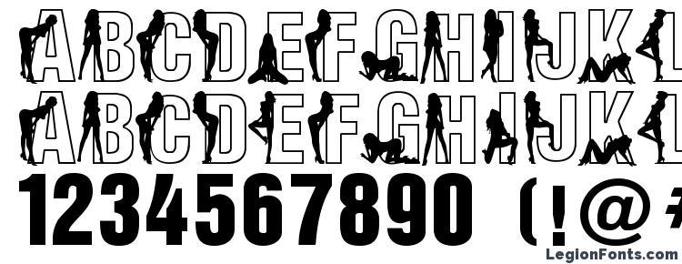 glyphs Fuzzy Cootie font, сharacters Fuzzy Cootie font, symbols Fuzzy Cootie font, character map Fuzzy Cootie font, preview Fuzzy Cootie font, abc Fuzzy Cootie font, Fuzzy Cootie font