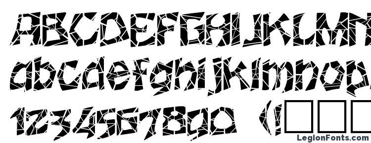 глифы шрифта FZ JAZZY 12 CRACKED, символы шрифта FZ JAZZY 12 CRACKED, символьная карта шрифта FZ JAZZY 12 CRACKED, предварительный просмотр шрифта FZ JAZZY 12 CRACKED, алфавит шрифта FZ JAZZY 12 CRACKED, шрифт FZ JAZZY 12 CRACKED