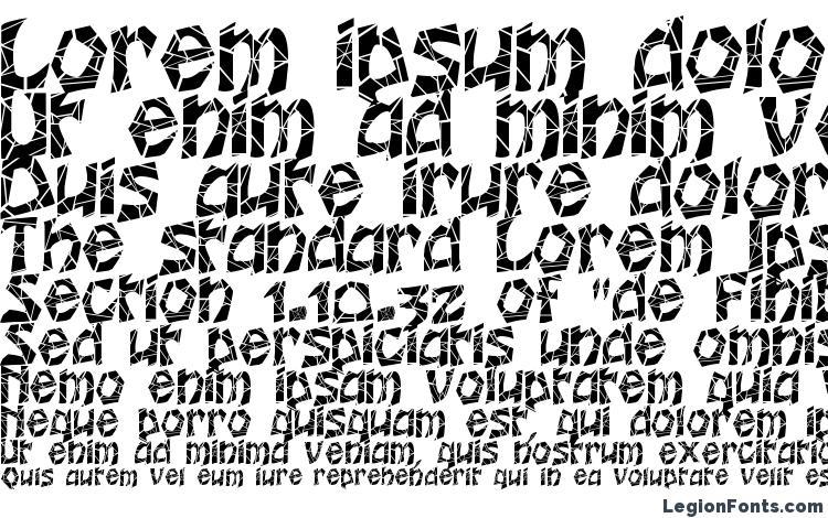 specimens FZ JAZZY 12 CRACKED font, sample FZ JAZZY 12 CRACKED font, an example of writing FZ JAZZY 12 CRACKED font, review FZ JAZZY 12 CRACKED font, preview FZ JAZZY 12 CRACKED font, FZ JAZZY 12 CRACKED font