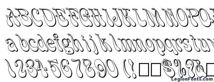 glyphs FZ JAZZY 17 3D font, сharacters FZ JAZZY 17 3D font, symbols FZ JAZZY 17 3D font, character map FZ JAZZY 17 3D font, preview FZ JAZZY 17 3D font, abc FZ JAZZY 17 3D font, FZ JAZZY 17 3D font