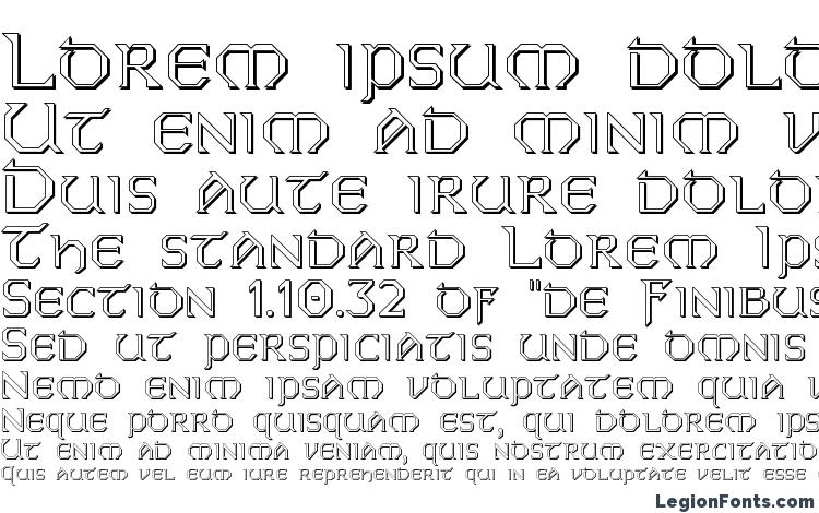 specimens FZ JAZZY 31 3D font, sample FZ JAZZY 31 3D font, an example of writing FZ JAZZY 31 3D font, review FZ JAZZY 31 3D font, preview FZ JAZZY 31 3D font, FZ JAZZY 31 3D font