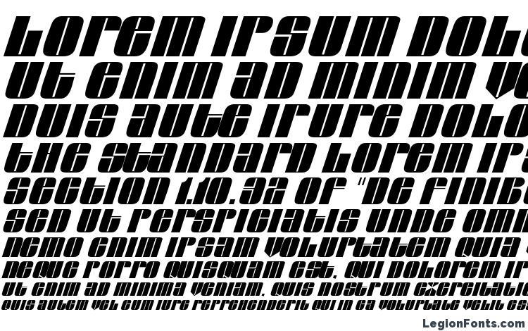 specimens G761 Deco Italic font, sample G761 Deco Italic font, an example of writing G761 Deco Italic font, review G761 Deco Italic font, preview G761 Deco Italic font, G761 Deco Italic font