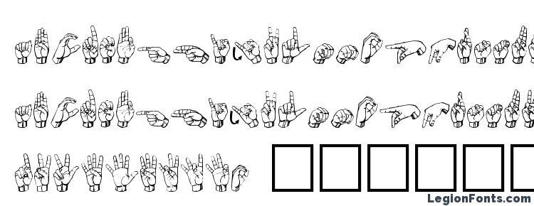 глифы шрифта Ga, символы шрифта Ga, символьная карта шрифта Ga, предварительный просмотр шрифта Ga, алфавит шрифта Ga, шрифт Ga