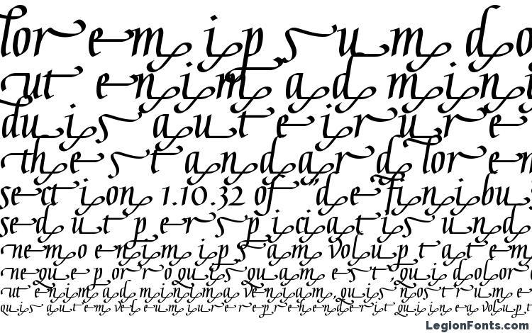 specimens Gaius LT Bold End font, sample Gaius LT Bold End font, an example of writing Gaius LT Bold End font, review Gaius LT Bold End font, preview Gaius LT Bold End font, Gaius LT Bold End font