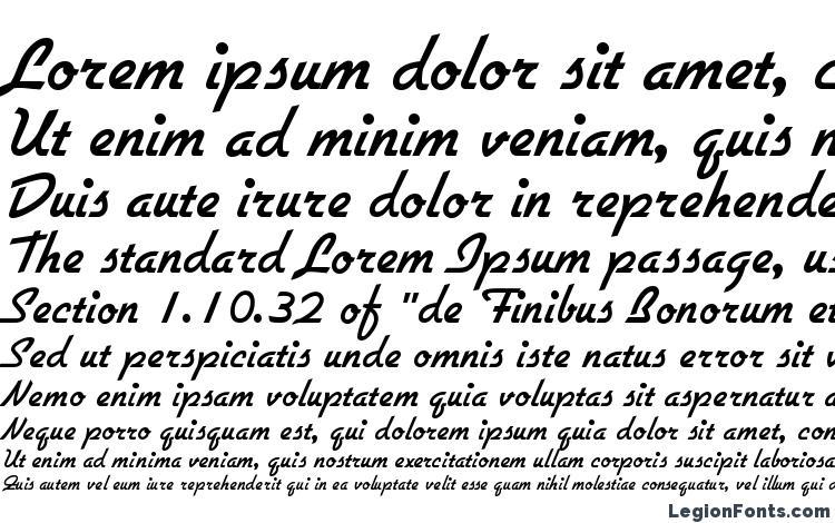 specimens Gallante Regular font, sample Gallante Regular font, an example of writing Gallante Regular font, review Gallante Regular font, preview Gallante Regular font, Gallante Regular font