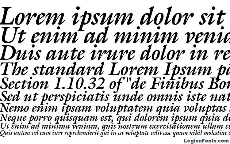 specimens Galliard Bold Italic BT font, sample Galliard Bold Italic BT font, an example of writing Galliard Bold Italic BT font, review Galliard Bold Italic BT font, preview Galliard Bold Italic BT font, Galliard Bold Italic BT font