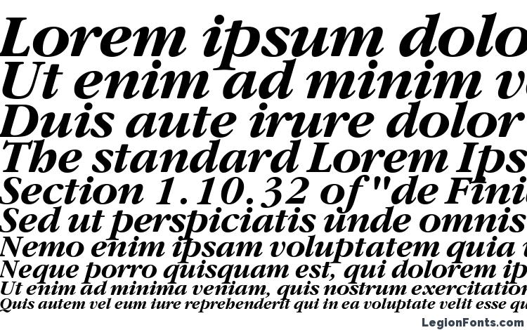 specimens GaramondBTT BoldItalic font, sample GaramondBTT BoldItalic font, an example of writing GaramondBTT BoldItalic font, review GaramondBTT BoldItalic font, preview GaramondBTT BoldItalic font, GaramondBTT BoldItalic font