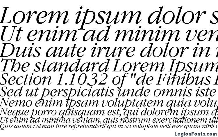 образцы шрифта GaramondBTT Italic, образец шрифта GaramondBTT Italic, пример написания шрифта GaramondBTT Italic, просмотр шрифта GaramondBTT Italic, предосмотр шрифта GaramondBTT Italic, шрифт GaramondBTT Italic