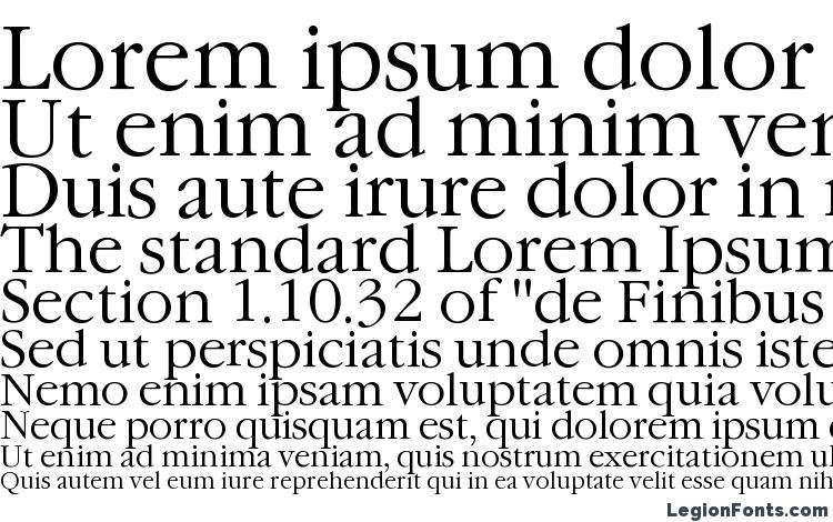 specimens GaramondCTT font, sample GaramondCTT font, an example of writing GaramondCTT font, review GaramondCTT font, preview GaramondCTT font, GaramondCTT font