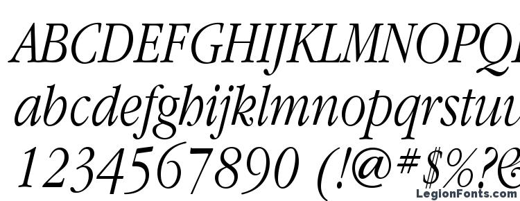 glyphs GaramondNarrowC LightItalic font, сharacters GaramondNarrowC LightItalic font, symbols GaramondNarrowC LightItalic font, character map GaramondNarrowC LightItalic font, preview GaramondNarrowC LightItalic font, abc GaramondNarrowC LightItalic font, GaramondNarrowC LightItalic font