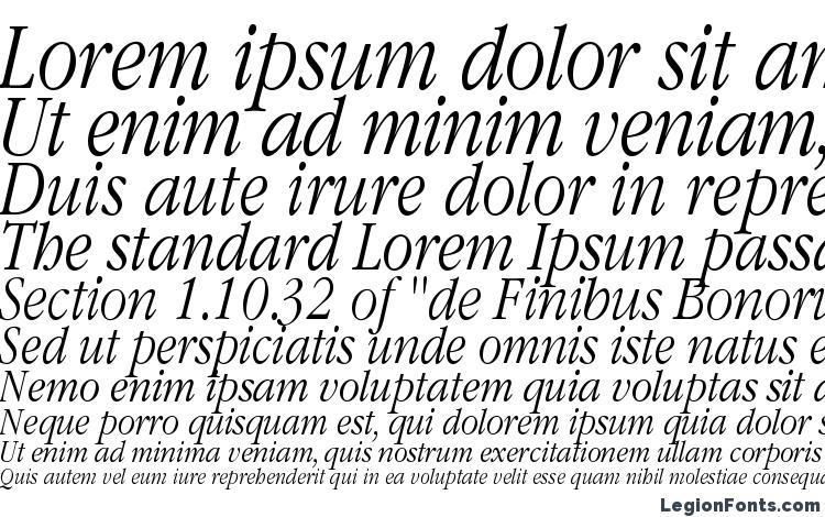 specimens GaramondNarrowC LightItalic font, sample GaramondNarrowC LightItalic font, an example of writing GaramondNarrowC LightItalic font, review GaramondNarrowC LightItalic font, preview GaramondNarrowC LightItalic font, GaramondNarrowC LightItalic font