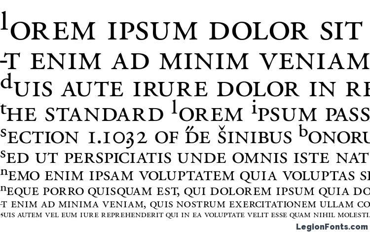 specimens Garamondprossk font, sample Garamondprossk font, an example of writing Garamondprossk font, review Garamondprossk font, preview Garamondprossk font, Garamondprossk font