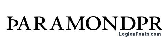Garamondprossk Font
