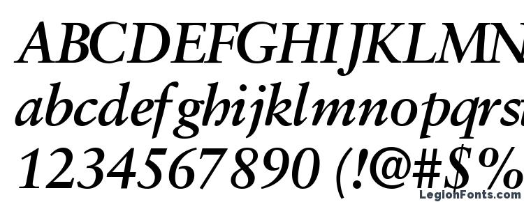глифы шрифта Garamondretrospectivessk bold italic, символы шрифта Garamondretrospectivessk bold italic, символьная карта шрифта Garamondretrospectivessk bold italic, предварительный просмотр шрифта Garamondretrospectivessk bold italic, алфавит шрифта Garamondretrospectivessk bold italic, шрифт Garamondretrospectivessk bold italic