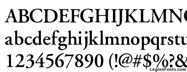 glyphs Garamondssk semibold font, сharacters Garamondssk semibold font, symbols Garamondssk semibold font, character map Garamondssk semibold font, preview Garamondssk semibold font, abc Garamondssk semibold font, Garamondssk semibold font