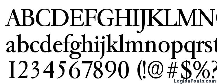 глифы шрифта Garemond regular, символы шрифта Garemond regular, символьная карта шрифта Garemond regular, предварительный просмотр шрифта Garemond regular, алфавит шрифта Garemond regular, шрифт Garemond regular