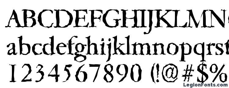 глифы шрифта GarfeldRandom, символы шрифта GarfeldRandom, символьная карта шрифта GarfeldRandom, предварительный просмотр шрифта GarfeldRandom, алфавит шрифта GarfeldRandom, шрифт GarfeldRandom