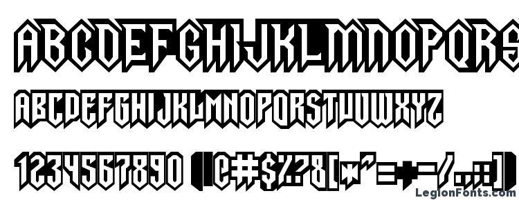 Gargoyles Font Download Free Legionfonts