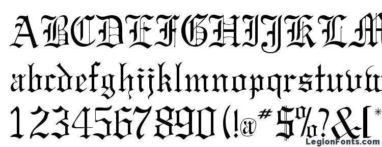 глифы шрифта Gargoylessk regular, символы шрифта Gargoylessk regular, символьная карта шрифта Gargoylessk regular, предварительный просмотр шрифта Gargoylessk regular, алфавит шрифта Gargoylessk regular, шрифт Gargoylessk regular