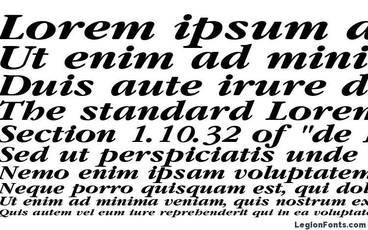 specimens GarnetBroad Bold Italic font, sample GarnetBroad Bold Italic font, an example of writing GarnetBroad Bold Italic font, review GarnetBroad Bold Italic font, preview GarnetBroad Bold Italic font, GarnetBroad Bold Italic font