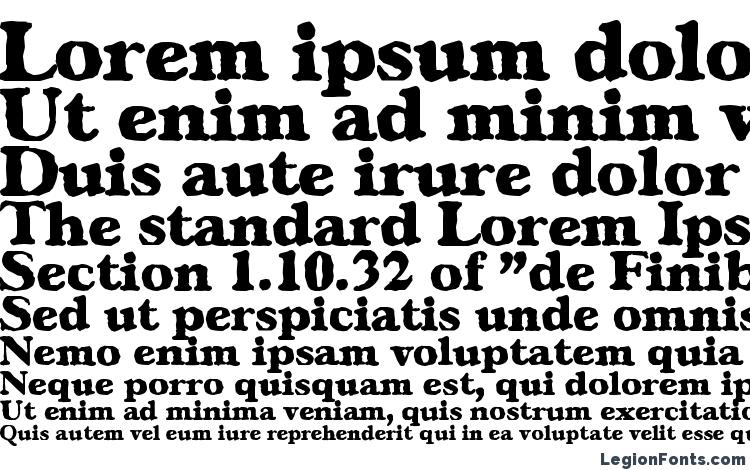 specimens GascogneAntique Heavy Regular font, sample GascogneAntique Heavy Regular font, an example of writing GascogneAntique Heavy Regular font, review GascogneAntique Heavy Regular font, preview GascogneAntique Heavy Regular font, GascogneAntique Heavy Regular font