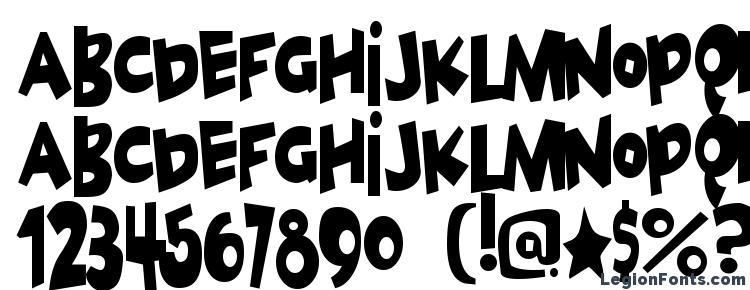 глифы шрифта Geek a byte 2, символы шрифта Geek a byte 2, символьная карта шрифта Geek a byte 2, предварительный просмотр шрифта Geek a byte 2, алфавит шрифта Geek a byte 2, шрифт Geek a byte 2