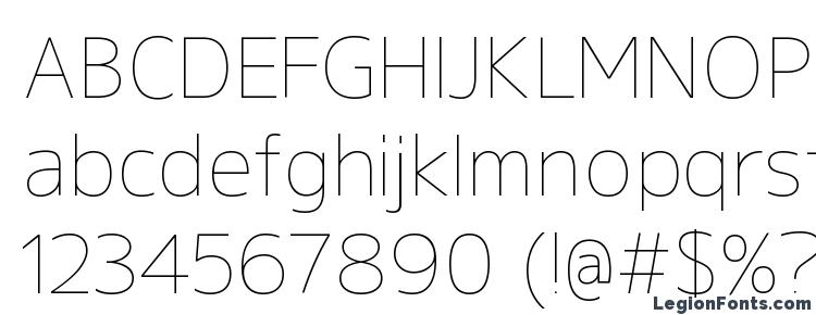 glyphs GelderSans Thin font, сharacters GelderSans Thin font, symbols GelderSans Thin font, character map GelderSans Thin font, preview GelderSans Thin font, abc GelderSans Thin font, GelderSans Thin font
