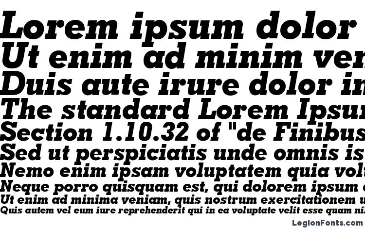 specimens Geometric Slabserif 703 Extra Bold Italic BT font, sample Geometric Slabserif 703 Extra Bold Italic BT font, an example of writing Geometric Slabserif 703 Extra Bold Italic BT font, review Geometric Slabserif 703 Extra Bold Italic BT font, preview Geometric Slabserif 703 Extra Bold Italic BT font, Geometric Slabserif 703 Extra Bold Italic BT font