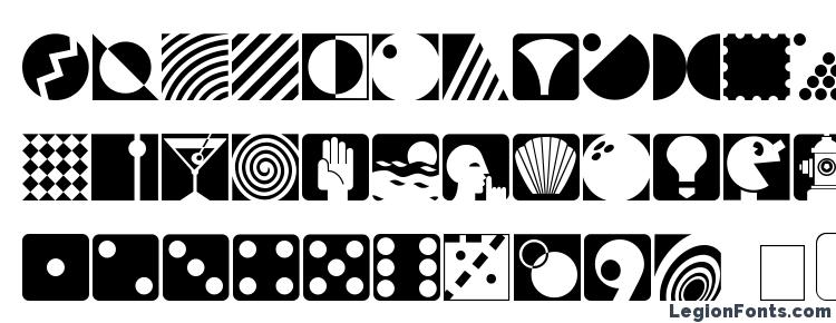 glyphs Geotype TT font, сharacters Geotype TT font, symbols Geotype TT font, character map Geotype TT font, preview Geotype TT font, abc Geotype TT font, Geotype TT font