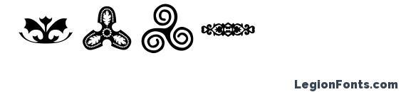 шрифт Gerc, бесплатный шрифт Gerc, предварительный просмотр шрифта Gerc