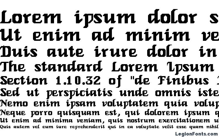 specimens GERTINA Regular font, sample GERTINA Regular font, an example of writing GERTINA Regular font, review GERTINA Regular font, preview GERTINA Regular font, GERTINA Regular font