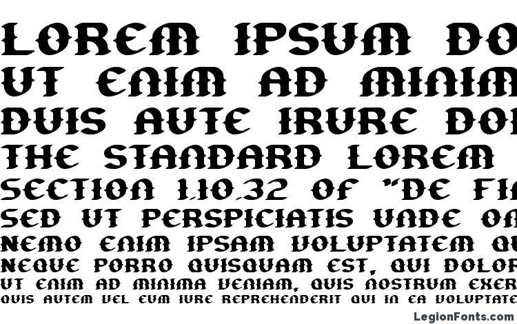 specimens Gesture BRK font, sample Gesture BRK font, an example of writing Gesture BRK font, review Gesture BRK font, preview Gesture BRK font, Gesture BRK font