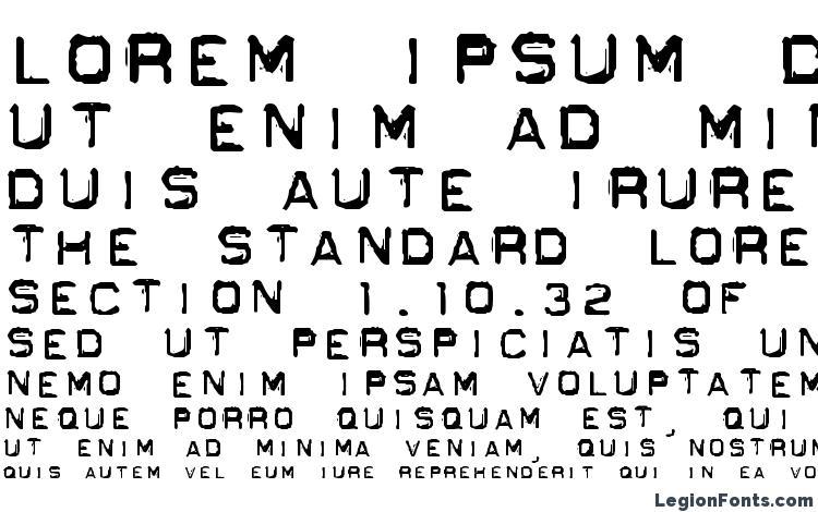 specimens GF Ordner Inverted font, sample GF Ordner Inverted font, an example of writing GF Ordner Inverted font, review GF Ordner Inverted font, preview GF Ordner Inverted font, GF Ordner Inverted font