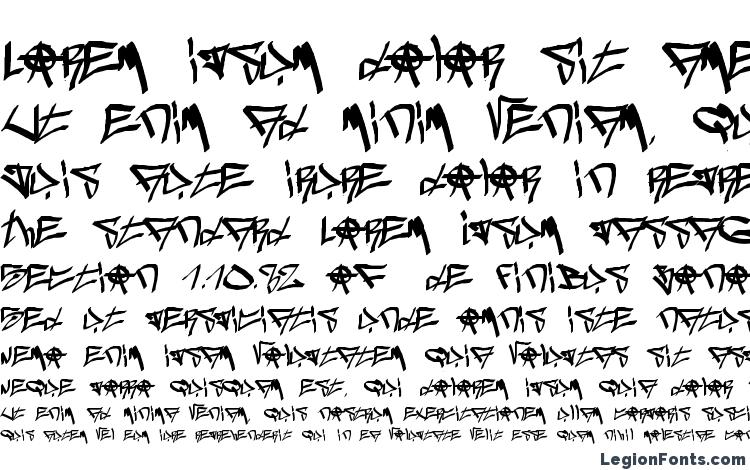 specimens ghetto blasterz font, sample ghetto blasterz font, an example of writing ghetto blasterz font, review ghetto blasterz font, preview ghetto blasterz font, ghetto blasterz font