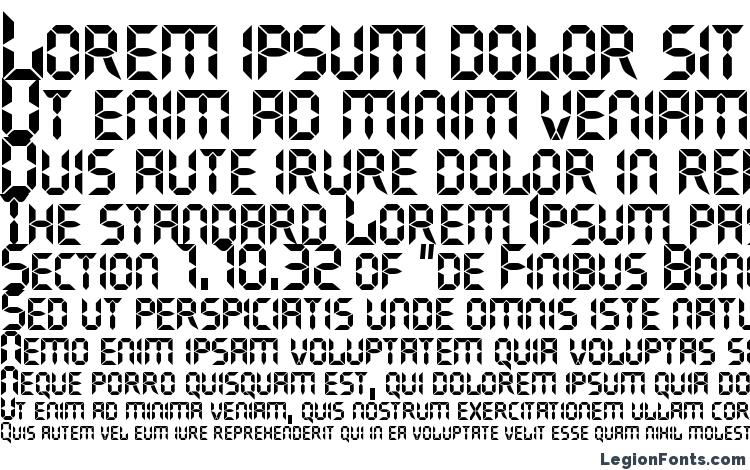 specimens GhostMachine font, sample GhostMachine font, an example of writing GhostMachine font, review GhostMachine font, preview GhostMachine font, GhostMachine font