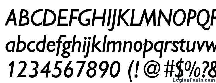 глифы шрифта Gibson Italic, символы шрифта Gibson Italic, символьная карта шрифта Gibson Italic, предварительный просмотр шрифта Gibson Italic, алфавит шрифта Gibson Italic, шрифт Gibson Italic