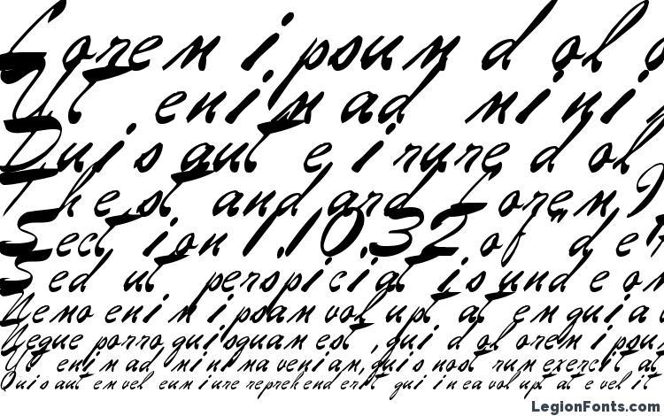 specimens Gil regular font, sample Gil regular font, an example of writing Gil regular font, review Gil regular font, preview Gil regular font, Gil regular font
