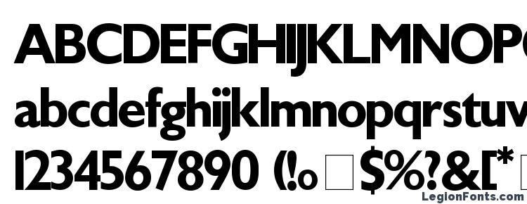glyphs Gill Sans Bold font, сharacters Gill Sans Bold font, symbols Gill Sans Bold font, character map Gill Sans Bold font, preview Gill Sans Bold font, abc Gill Sans Bold font, Gill Sans Bold font