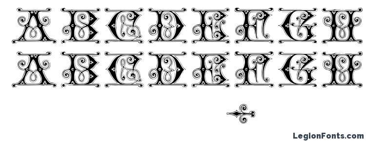 glyphs Gingerbread Initials font, сharacters Gingerbread Initials font, symbols Gingerbread Initials font, character map Gingerbread Initials font, preview Gingerbread Initials font, abc Gingerbread Initials font, Gingerbread Initials font