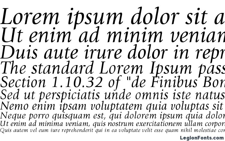 specimens GiovanniStd BookItalic font, sample GiovanniStd BookItalic font, an example of writing GiovanniStd BookItalic font, review GiovanniStd BookItalic font, preview GiovanniStd BookItalic font, GiovanniStd BookItalic font
