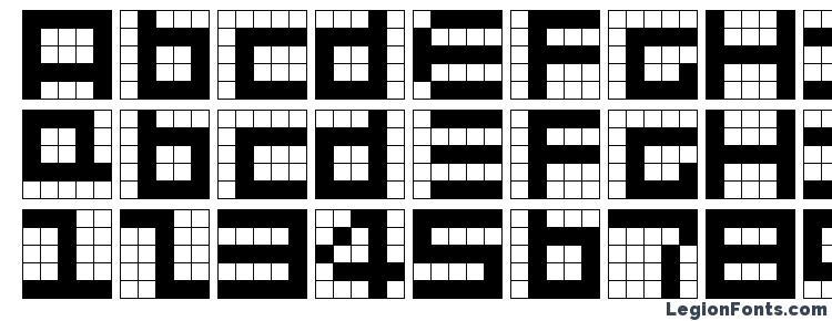 глифы шрифта Givemefive, символы шрифта Givemefive, символьная карта шрифта Givemefive, предварительный просмотр шрифта Givemefive, алфавит шрифта Givemefive, шрифт Givemefive